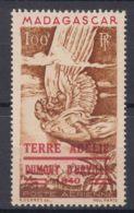 Madagascar 1949 Terre Adelie Expedition Antartique PA Yvert#1 Mint Hinged - Franse Zuidelijke En Antarctische Gebieden (TAAF)