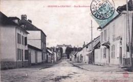 10 - Aube -  BRIENNE LE CHATEAU  -  Rue Beaufremont - Francia