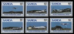 Samoa 1988 - Mi-Nr. 635-640 ** - MNH - Flugzeuge / Airplanes - Samoa (Staat)