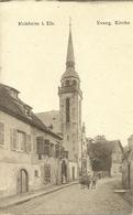 67  MOLSHEIM - EVANG. KIRCHE (ref 9004) - Molsheim
