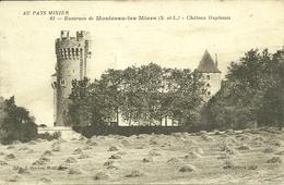 71 ENVIRONS DE MONTCEAU LES MINES - CHATEAU DUPLESSIS (ref 9031) - Montceau Les Mines