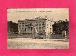 62, Pas-de-Calais, PARIS-PLAGE, Le Petit Château, (Stévenard) - Le Touquet