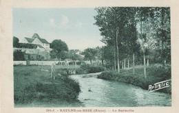 CARTE POSTALE   BAULNE En BRIE 02  Le Surmelin - Autres Communes