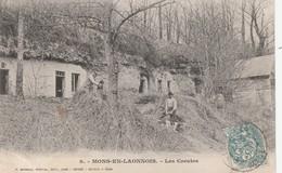 CARTE POSTALE   MONS EN LAONNOIS 02  Les Creutes - Otros Municipios