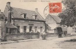 CARTE POSTALE   BERNY RIVIERE 02  Maison Lepage - Otros Municipios
