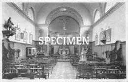 Intérieur De L'Eglise - Opheylissem - Hélécine