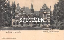 Château D'Oetinghen Façade - Oetingen - Gooik