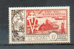 Como 171 - YT PA 4 ** - Komoren (1950-1975)