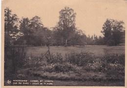 Waereghem - Carmel St. Joseph - Vue Du Parc - Zicht In 't Park - Waregem