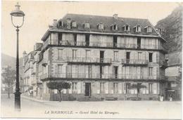 LA BOURBOULE : GRAND HOTEL DES ETRANGERS - La Bourboule