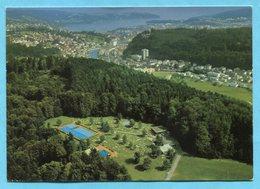 Waldschwimmbad Zimmeregg Littau-Reussbühl 1981 - LU Lucerne