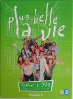 PLUS BELLE LA VIE Volume 4 : épisodes De 91 à 120 - DVD - Classiques