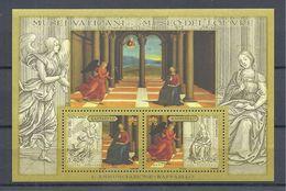 2005, Foglietto Francese Emissione Congiunta Musei Vaticani E Louvre, Nuovo Con Gomma MNH (**) - Vatican