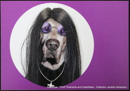 Famous Faces TAKKODA Pets Celebrity Photography Célébrités Animal Photographie Chien OZZY OSBOURNE Dog - Animaux Habillés
