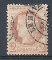N°51 NUANCE ET OBLITERATION. - 1871-1875 Cérès