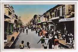 Cpa Hanoi Un Quartier Annamite - Viêt-Nam