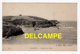 DD / 22 CÔTES D' ARMOR / PLÉNEUF-VAL-ANDRÉ / DAHOUET / L' ENTRÉE DU PORT / 1918 - Pléneuf-Val-André