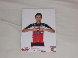 Steff Cras - Lotto Soudal - 2020 - Cycling