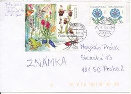 Czech Republic Cover Brno 18-1-2003 - Czech Republic