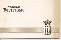Document 1960 Environ    -  Thème LES VINS -  COGNAC  BOUTELLEAU à Barbezieux - France