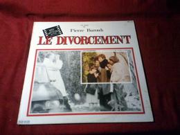 LE DIVORCEMENT   FILM DE PIERRE BAROUH - Filmmusik