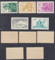 Iran 1953 - Michel 893/897 Xx (DD)DC7292 - Iran