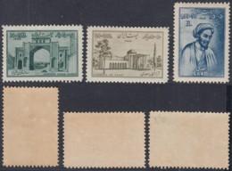 Iran 1952 - Michel 864/6xx (DD)DC7294 - Iran