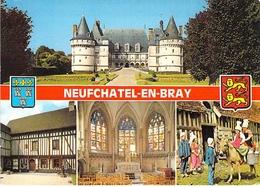 76 - Neufchâtel En Bray - Multivues - Neufchâtel En Bray