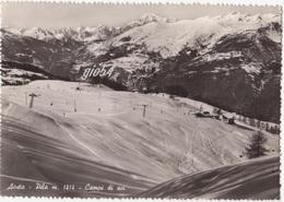 Aosta Pila Campi Di Sci Fg - Italy