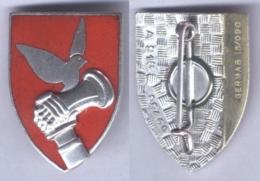 Insigne Du Groupe D'Entretien Et De Réparation Du Matériel Spécialisé 15-090 - Armée De L'air