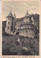 Aosta Gressoney St Jean Castello Savoia Fg - Italy