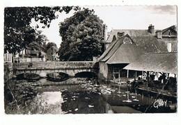 35 - MONTFORT Sur MEU - Le Lavoir Et Le Pont Coulon  - 1780 - Andere Gemeenten