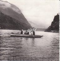 Aosta Valgrisanche Lago Di Beauregard Gita In Barca Sul Lago Diga Impianto Idroelettrico Fg - Italy