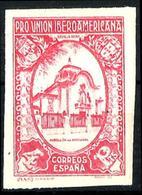 España Nº 579ccas Charnela. Cat.42€ - 1931-50 Unused Stamps