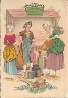 Les Petits Métiers Au XVIII E  - Illustrateur E Naudy - Le Rétameur - Naudy