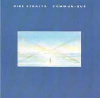 DIRE STRAITS - Communiqué - CD - Rock