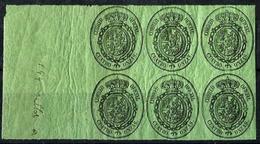 España Nº 37 Nuevo. Cat.34,50€ - 1850-68 Kingdom: Isabella II