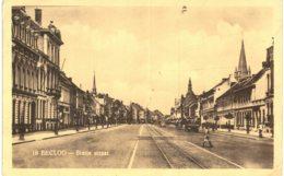 (138)   Eecloo  Statie Straat - Eeklo