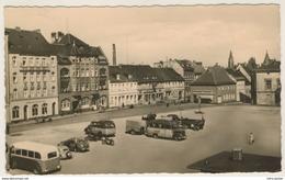 AK Brandenburg An Der Havel Neustadt Markt Mit Autobus Kleinformat  Ansichtskarte - Brandenburg
