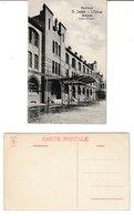 Pays Bas SLUIS Pensionnat St Joseph L'ECLUSE 3 Cartes (Réfectoire, Entrée Principale, Salle Des Machines) - Sluis