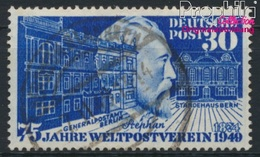 BRD Mi.-Nr.: 116 (kompl.Ausg.) Gestempelt 1949 Weltpostverein (8910315 - BRD