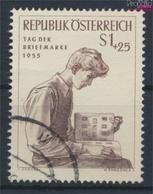 Österreich Mi.-Nr.: 1023 (kompl.Ausg.) Gestempelt 1955 Tag Der Briefmarke (9354786 - 1945-.... 2. Republik