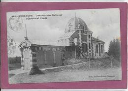 25.-   BESANÇON .-   Observatoire National - Equatorial Condé - Besancon
