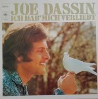 """LP 33 RPM (12"""")  Joe Dassin  """"  Ich Hab' Mich Verliebt  """"  Hollande - Vinyl Records"""