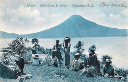 Guatémala - Nocturna- Alrededores De Solola - Guatemala