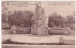 21 : DIJON : Monument Aux Morts De La Guerre ( 1914-1918 ) - Monumenti Ai Caduti