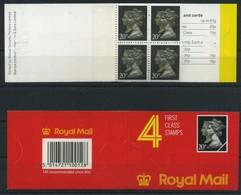 1990 Gran Bretagna, Libretto JB2 Ordinaria, Serie Completa Nuova (**) - 1952-.... (Elizabeth II)