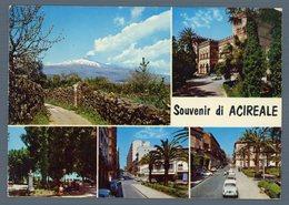 °°° Cartolina - Souvenir Di Acireale Vedute Viaggiata °°° - Acireale