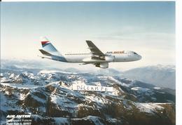 PHOTO AVION AIRBUS A320 AIR INTER  F-GGEE   DEPARTEMENT PUBLICITé   17X12CM - Luftfahrt