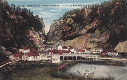 3135319Frontière Franco Suisse, Le Col Des Roches - NE Neuchatel